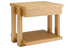 Balfour Bedside Table
