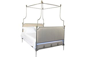 Montclair Campaign Bed – Queen