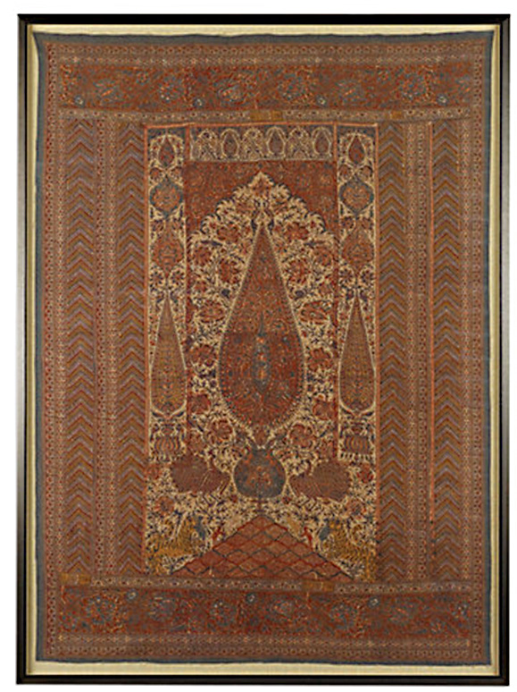 Framed Jaipur Jali Panel