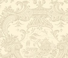 100/3011.CS Chippendale China – Stone – Cole & Son Wallpaper