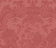 100/3015.CS Chippendale China – Red – Cole & Son Wallpaper