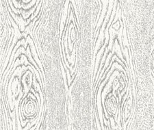107/10045.CS Wood Grain – Black And White – Cole & Son Wallpaper