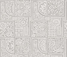 108/9047.CS Bellini – Grey & White – Cole & Son Wallcovering