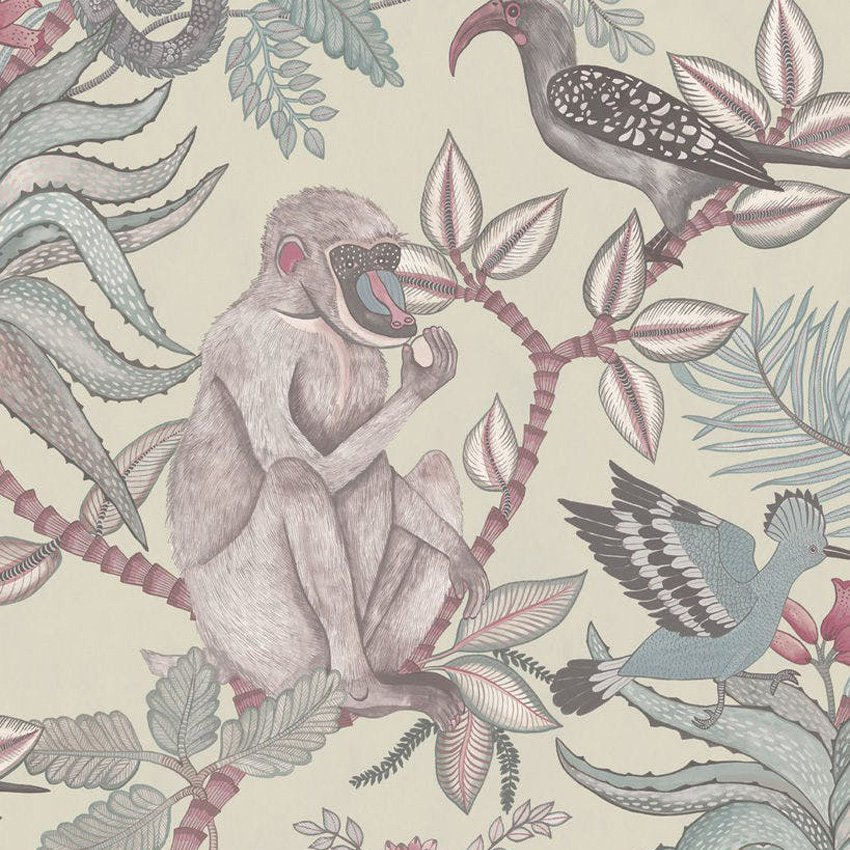 109/1003.CS Savuti - Stone Neutral - Cole & Son Wallcovering