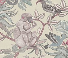 Cole and Son Savuti Stone Neutral Wallpaper 109/1003.CS.0