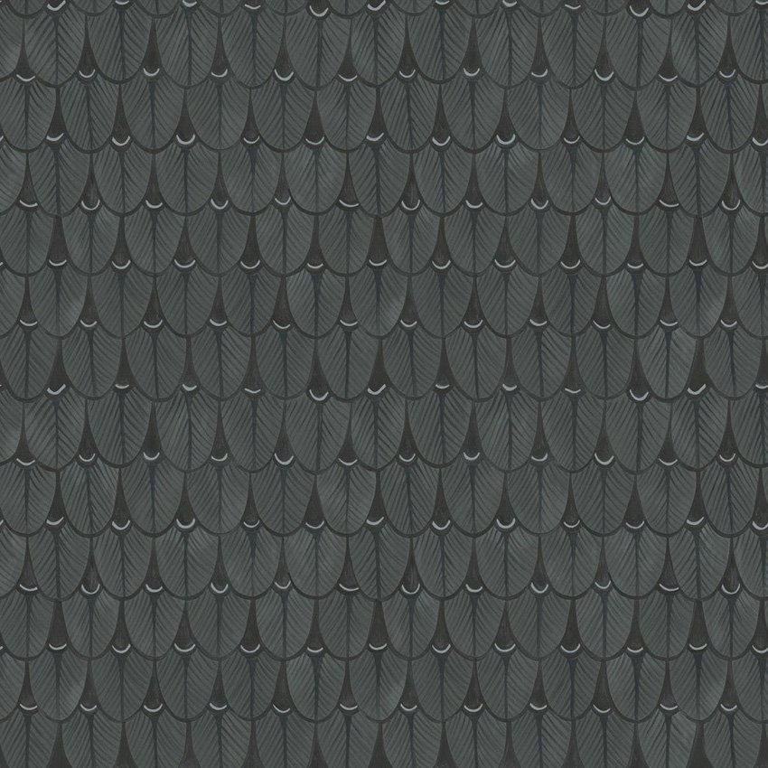 109/10046.CS Narina - Charcoal - Cole & Son Wallcovering