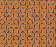 109/10050.CS Narina – Burnt Orange – Cole & Son Wallcovering
