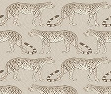 109/2012.CS Leopard Walk – Stone – Cole & Son Wallcovering