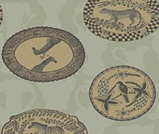 109/4021.CS Matrinah – Old Olive – Cole & Son Wallcovering