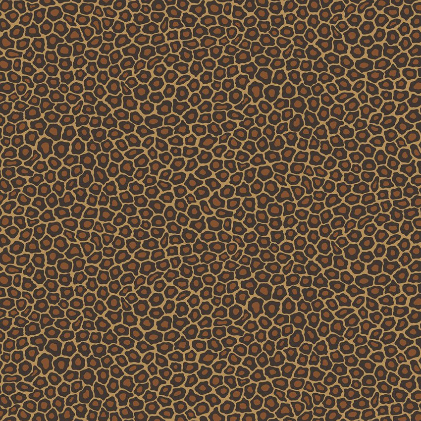 109/6028.CS Senzo Spot - True Leopard - Cole & Son Wallcovering