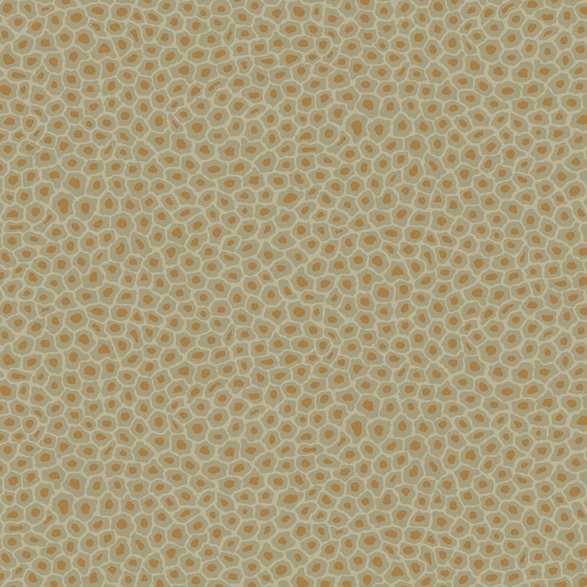 109/6029.CS Senzo Spot - Olive - Cole & Son Wallcovering