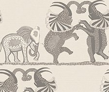 109/8037.CS Safari Dance – Pale Stone & Grey – Cole & Son Wallcovering