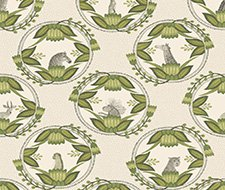 109/9041.CS Ardmore Cameos – Stone & Green – Cole & Son Wallcovering