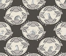 109/9043.CS Ardmore Cameos – Black & White – Cole & Son Wallcovering