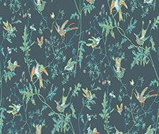 112/4014.CS Hummingbirds – Viridian – Cole & Son Wallpaper