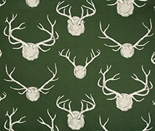 P2017102.3 Antlers Paper – Hunter – Lee Jofa Wallpaper