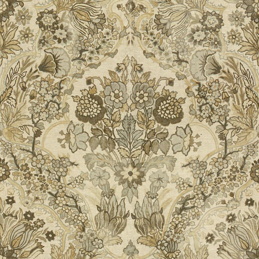 2013134.611 Tetbury - Grey/Bisque - 611 - Lee Jofa Fabric