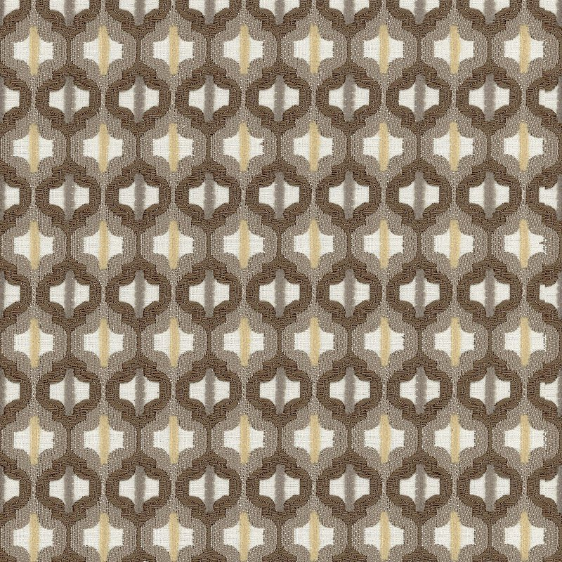 34794.16 Turned Out Tile - Tiger Eye - Kravet Design Fabric