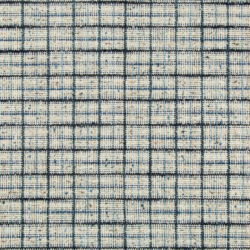 35188.1516 Wenthworth Check - Marine - Kravet Couture Fabric