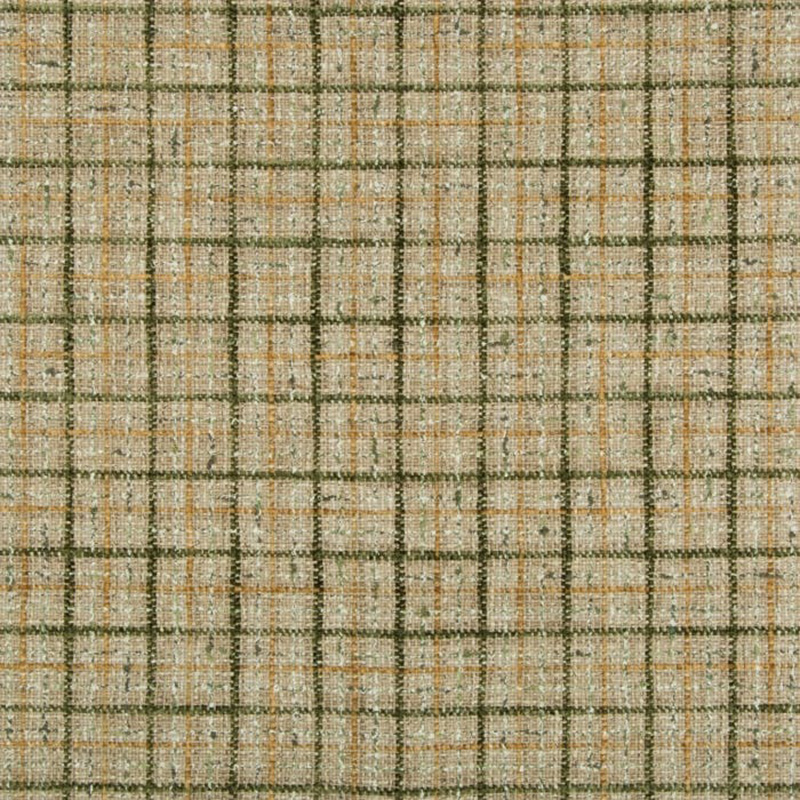 35188.316 Wenthworth Check - Boxwood - Kravet Couture Fabric