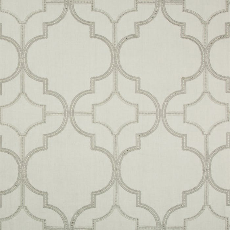 4364.11 Wing Tip - Silver - Kravet Couture Fabric