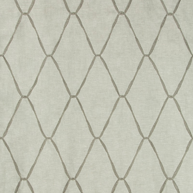 4476.11.0 Looped Ribbons - Mist - Kravet Couture Fabric