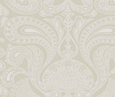 66/1003.CS Malabar – Grey/Si – Cole & Son Wallpaper