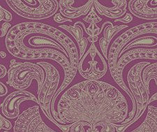 66/1007.CS Malabar – Mauve/G – Cole & Son Wallpaper