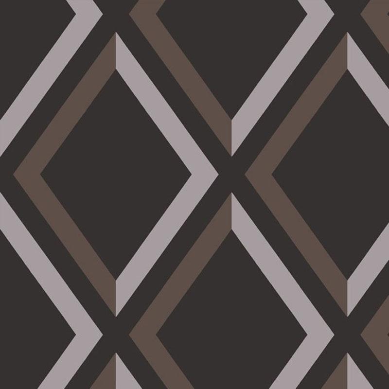 Cs Pompeian Black B Cole Son Wallpaper