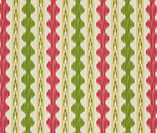 8018120.193 Avera Print – Red/Green – Brunschwig & Fils Fabric