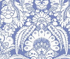 94/2012.CS Chatterton – Blue And White – Cole & Son Wallpaper
