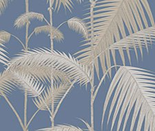 95/1006.CS Palm Jungle – Straw & Blue – Cole & Son Wallpaper