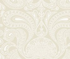 95/7039.CS Malabar – White/Linen – Cole & Son Wallpaper