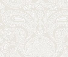 95/7040.CS Malabar – White – Cole & Son Wallpaper
