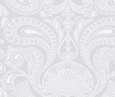 95/7041.CS Malabar – White/Lilac – Cole & Son Wallpaper