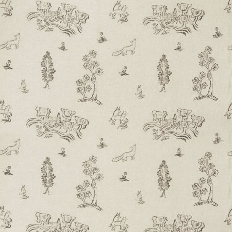 Am100318.11.0 Friendly Folk - Dusk - Kravet Couture Fabric