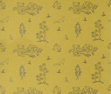 Am100318.4.0 Friendly Folk – Provencal Yellow – Kravet Couture Fabric