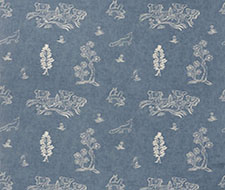 Am100318.5.0 Friendly Folk – Happy Blue – Kravet Couture Fabric