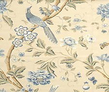 BP10017.3 Elinor'S Chinese – Blue – 3 – G P & J Baker Fabric