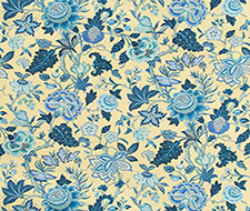 BR-79329.40 Nizam Cotton Print – Canary – Brunschwig & Fils Fabric