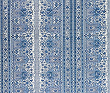 Retails 296 yd BR-79743-881 Below Wholesale 2 yds Brunschwig /& Fils Tobacco DIGBY/'S TENT French Linen Cotton Moroccan Print Fabric