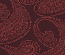 F111/10038.CS Rajapur – Rouge Red – Cole & Son Fabric