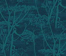 F111/5015.CS Cow Parsley – Viridian – Cole & Son Fabric