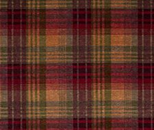 FD274.H113 Velvet Ancient Tartan – Plum – H113 – Mulberry Home Fabric