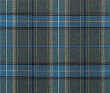 FD344.H101 Shetland Plaid – Blue – H101 – Mulberry Home Fabric