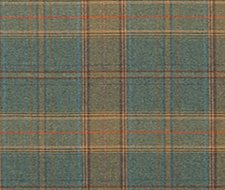 FD344.R11 Shetland Plaid – Teal – R11 – Mulberry Home Fabric