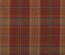 FD344.V55 Shetland Plaid – Russet – V55 – Mulberry Home Fabric