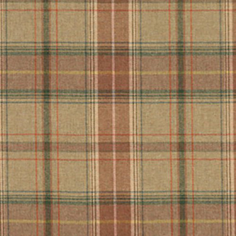 FD344.W122 Shetland Plaid - Quartz - W122 - Mulberry Home Fabric