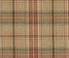 FD344.W122 Shetland Plaid – Quartz – W122 – Mulberry Home Fabric