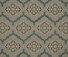 FD655.R24 Constantinople – Teal/Bronze – R24 – Mulberry Home Fabric